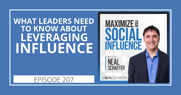 207: What Leaders Need to Know about Leveraging Influence Image
