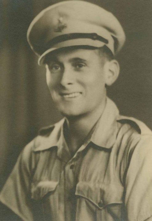 Episode image for 1  Dunkirk WW2 - Veteran Bill Cheall's story of the beaches, Second World War
