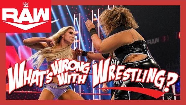 NIA & CHARLOTTE'S BRAWL FOR ALL - WWE Raw 8/30/21 & SmackDown 8/27/21 Recap
