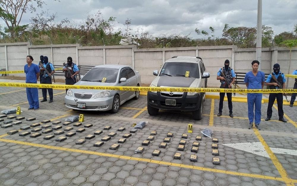 Policía incauta 77 kilos de cocaína en Sébaco