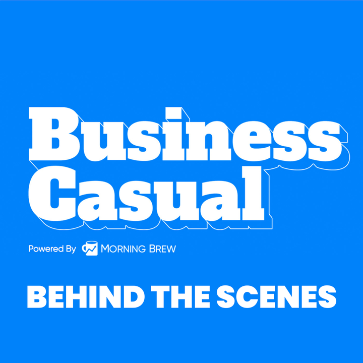 BTS: Business Casual's Relaunch