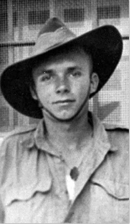 64 Les Cook Australia - Burma  Memoirs and more
