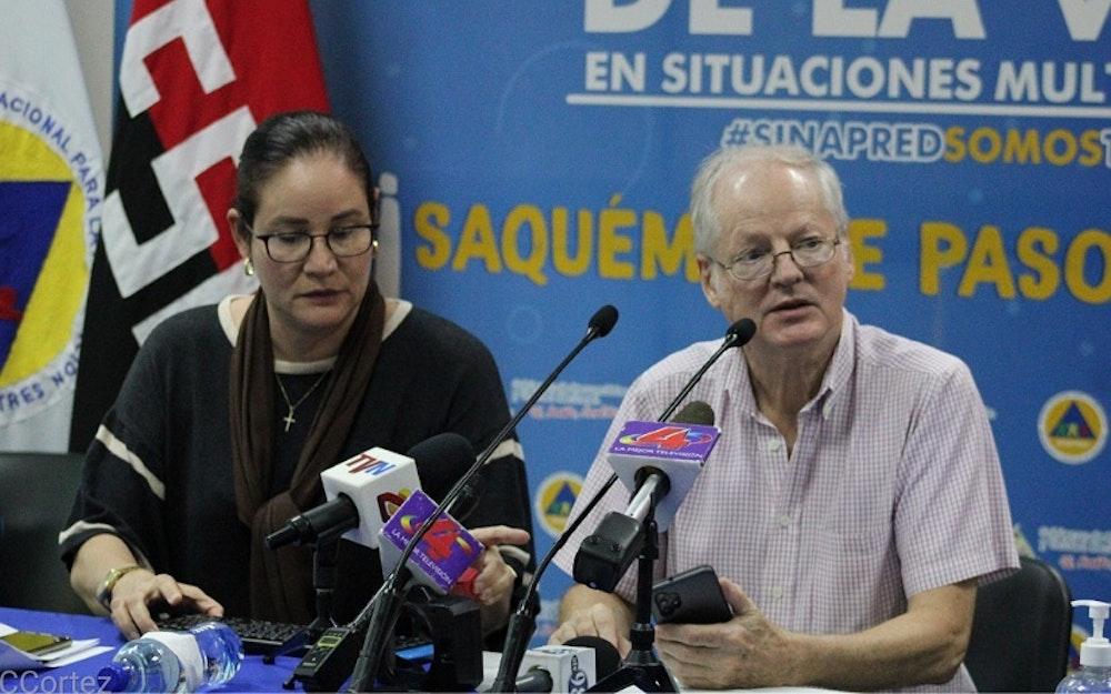 Sinapred e Ineter aseguran que se puede continuar registrando sismos