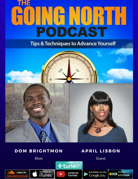 """41 - """"Stretched Thin"""" with Dr. April Lisbon (@raiseurvisions) Image"""