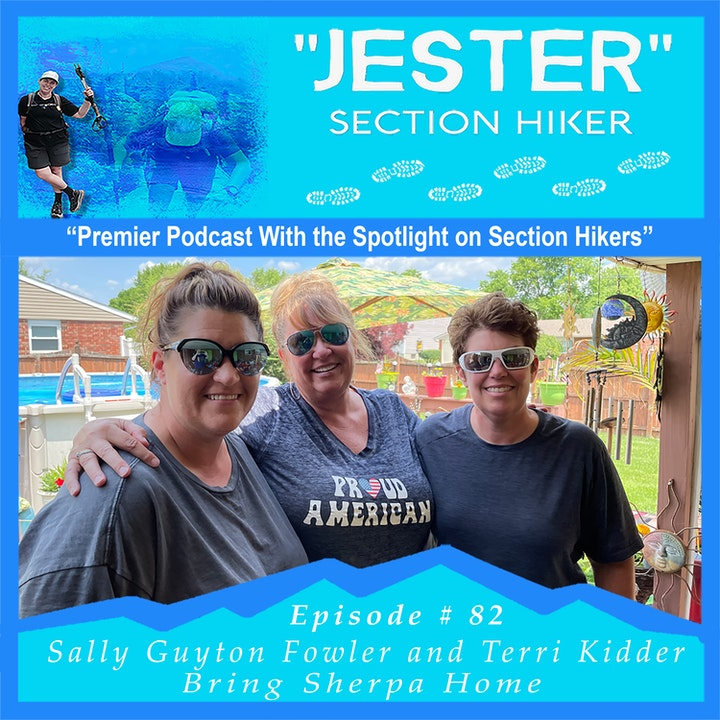 Episode #82 - Sally Guyton Fowler & Terri Kidder