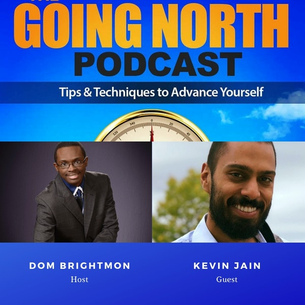 "121 - ""Unifying Humanity"" with Kevin Jain (@RealKevinJain) Image"
