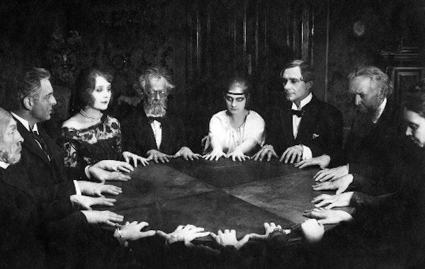 Paranormal Parlor