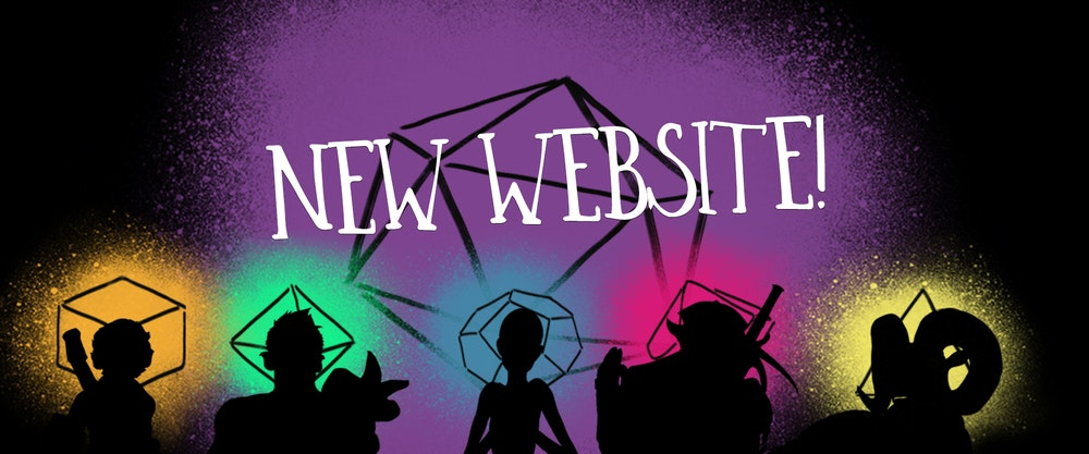 Welcome to the New Website!