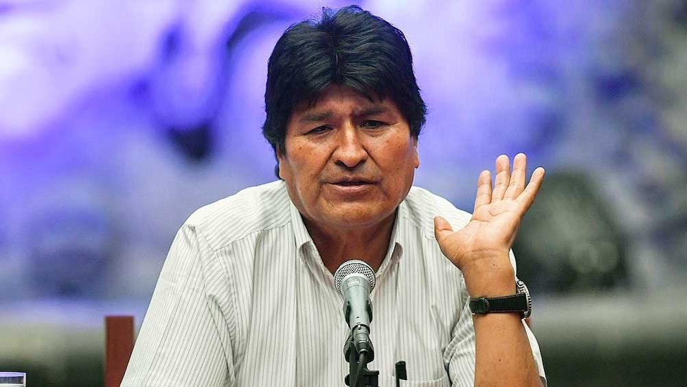 El MAS de Evo Morales asegura haber ganado elecciones