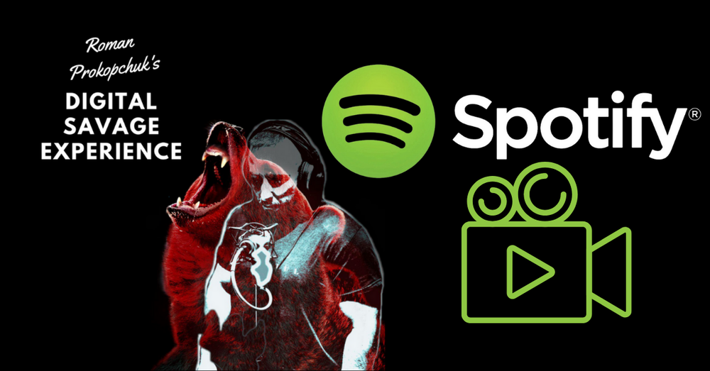 The Digital Savage Experience Podcast Selected As An Early Adopter For Spotify Video Podcasts Rollout