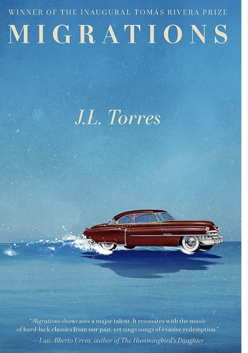 Migrations by J.L. Torres - a Blogpost preview of our upcoming author interview.