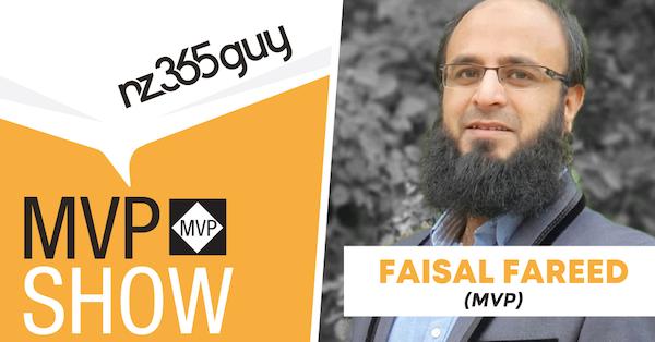 Faisal Fareed on The MVP Show