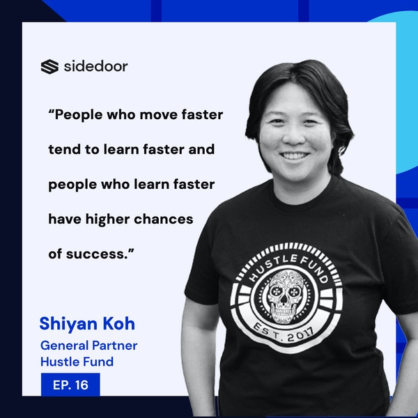 Shiyan Koh - Backing Hilariously Early Founders