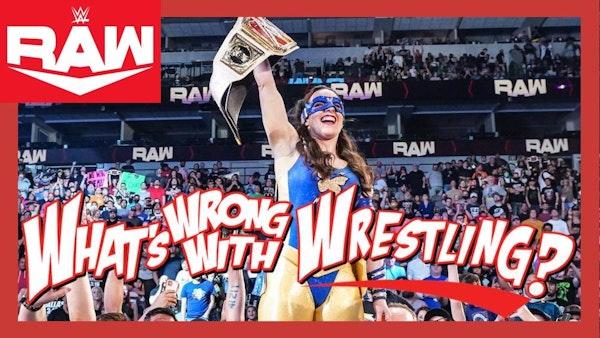 NIKKI CASH - WWE Raw 7/19/21 Recap