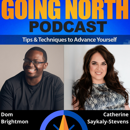 """Ep. 333 – """"How to Grow Your Social Media Influence"""" with Catherine Saykaly-Stevens (@CatherineNetWeb) Image"""
