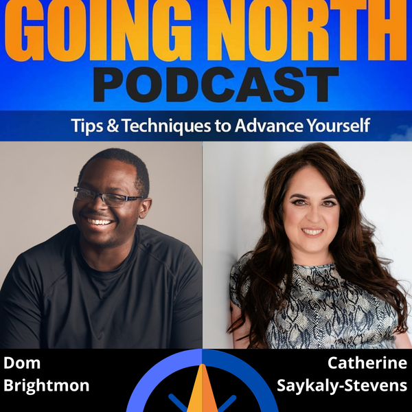 "Ep. 333 – ""How to Grow Your Social Media Influence"" with Catherine Saykaly-Stevens (@CatherineNetWeb)"