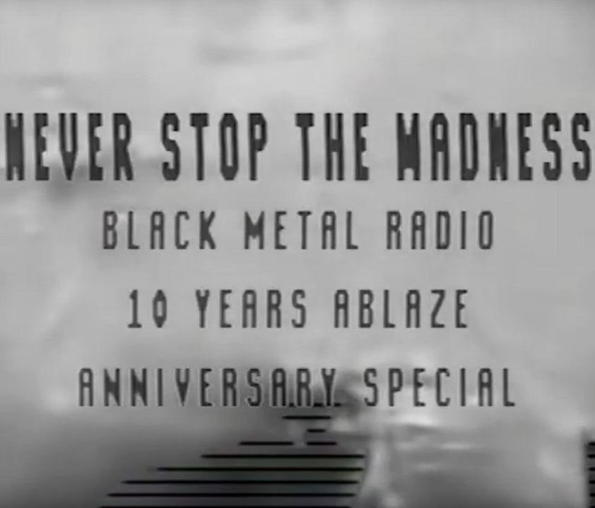 10 Years Ablaze - Anniversary Special