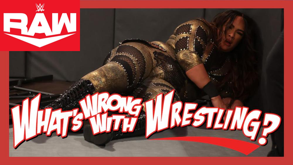 NIA'S HOLE - WWE Raw 2/8/21 & SmackDown 2/5/21 Recap Image