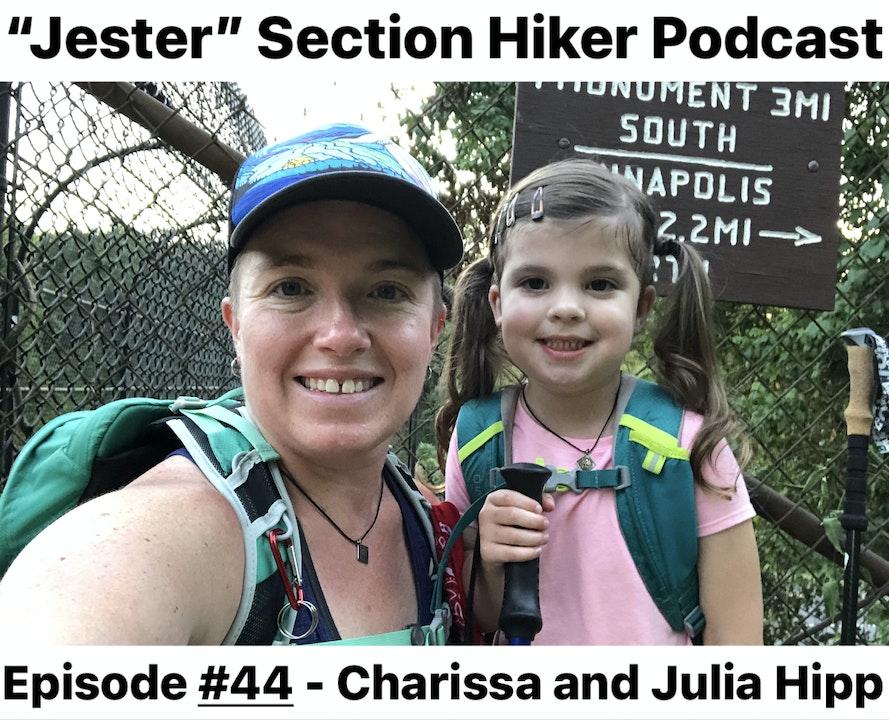Episode #44 - Charissa & Julia Hipp