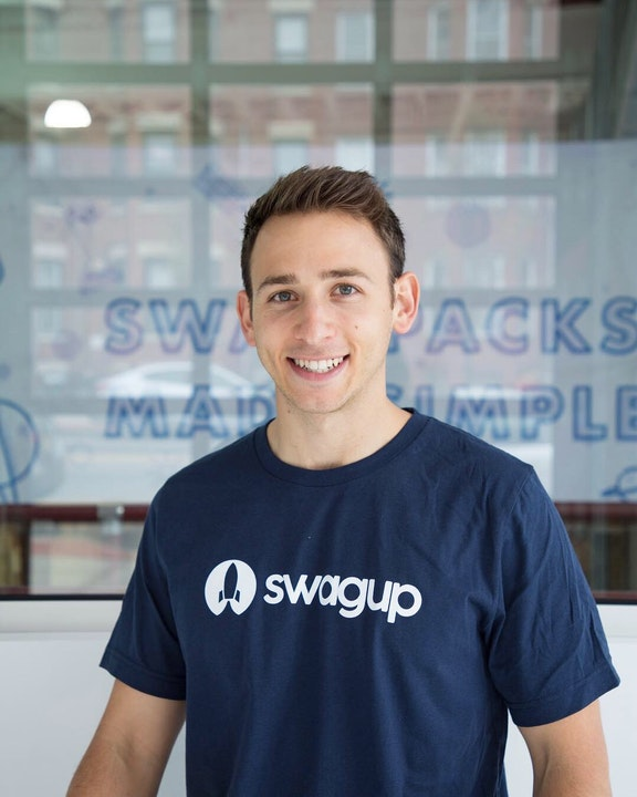 464 - Michael Martocci (SwagUp) On Creating The Ultimate Company Swag Platform Image