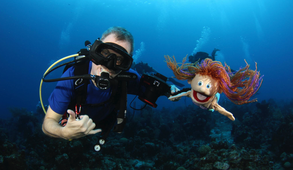 The Howard Stern of Scuba: Greg Holt, Founder and Host of Scuba Radio, on making waves in the dive community and meaningful connections underwater