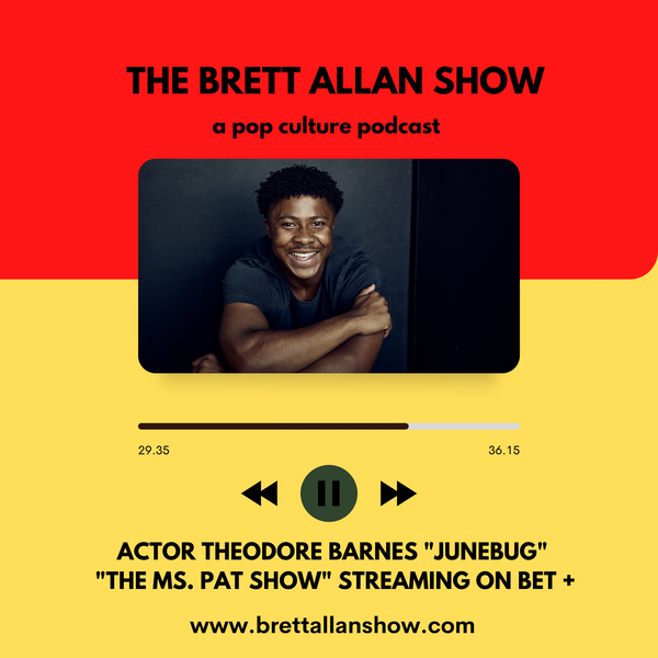 """Actor Theodore Barnes 