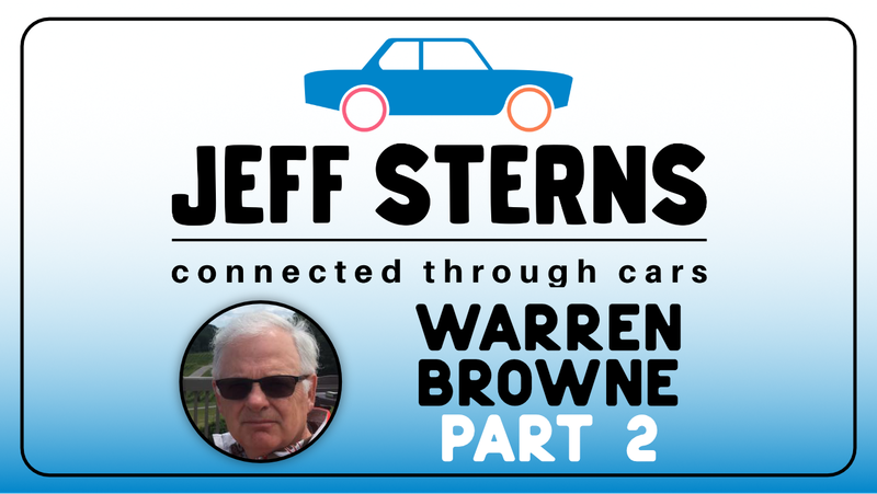 Episode image for WARREN BROWNE part 2. Russia begins. The government, the bribe ask, Switzerland, the Turkey plant