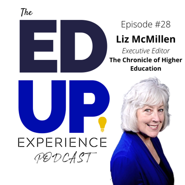 28: Liz McMillen, Executive Editor, The Chronicle of Higher Education Image
