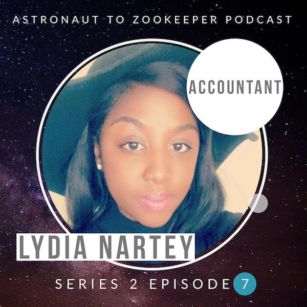 Accountant - Lydia Nartey Image