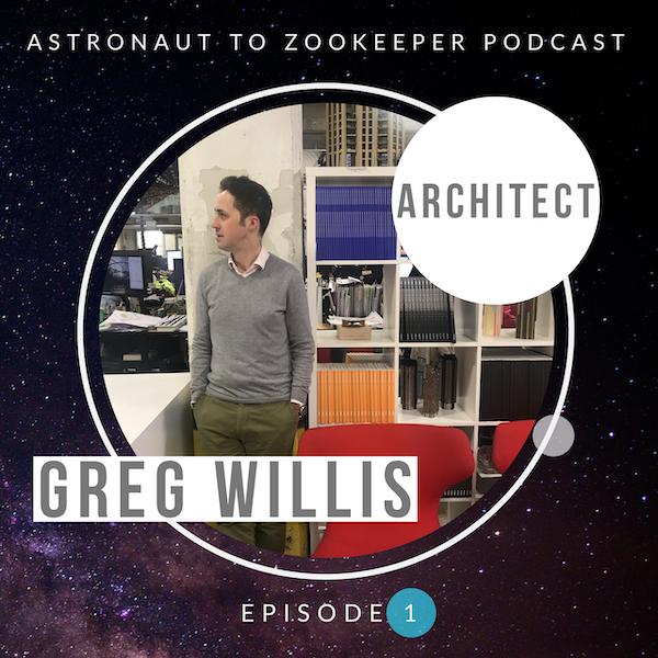 Pilot episode - Architect Greg Willis Image