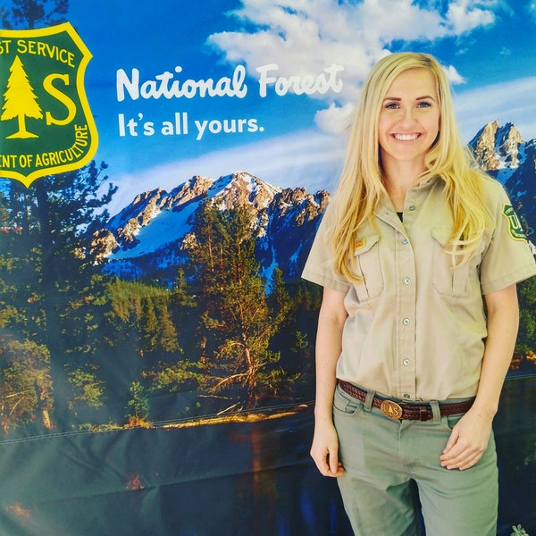 A Different Type of First Responder with Forest Service P.I.O. Sierra Hellstrom