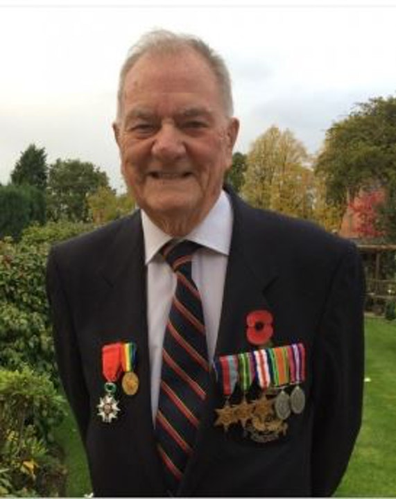 27 D-Day Veterans remember -  Bennett and Cheall, WWII