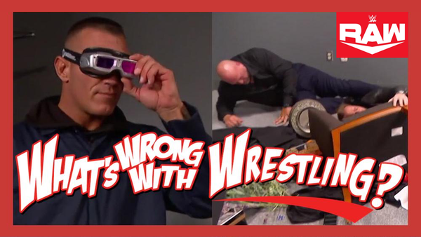 NIGHT VISION VIPER - WWE Raw 9/28/20 & SmackDown 9/25/20 Recap Image