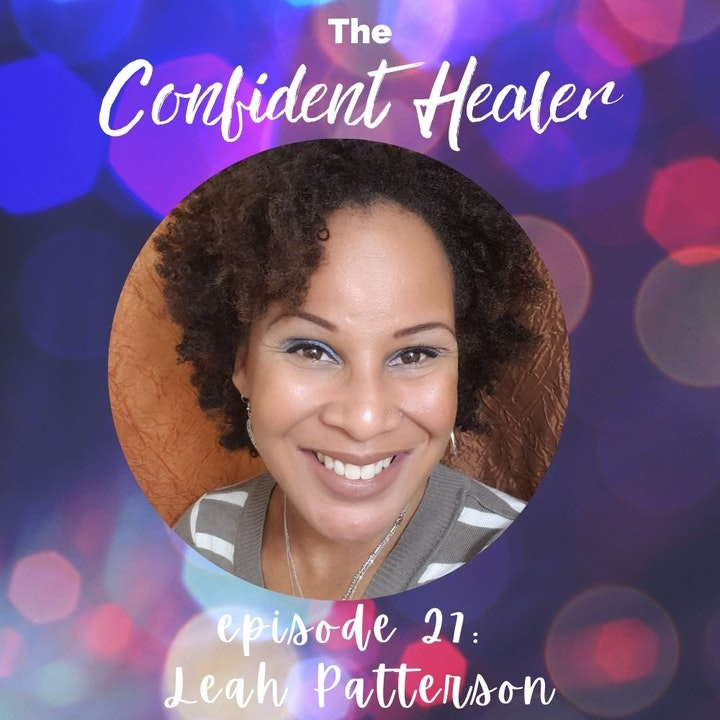 Episode image for Leah Patterson :Passionate Living, Self-Acceptance and the Divine Feminine