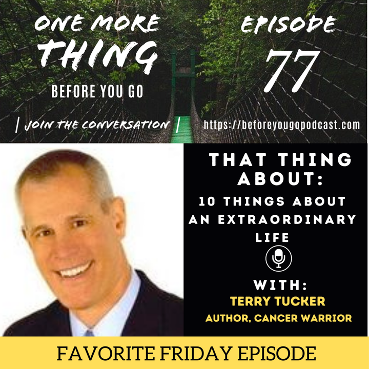 That Thing About 10 Principles to an Extraordinary Life Favorite Friday