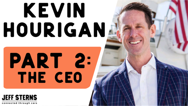 Kevin Hourigan: CEO, 2 percenter, Influential people, healthy fear, what he wishes you knew, Gil Nickel Cannonball Run story Image