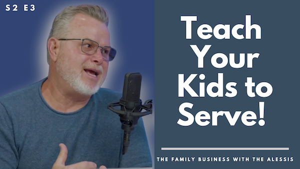 Teaching Your Kids to Love God and Serve Others   Ask the Alessis Q&A   S2 E3