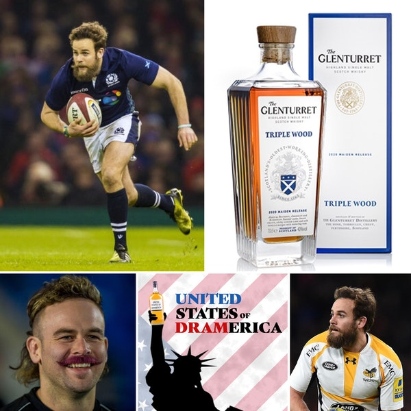 Episode 45 - Ruaridh Jackson, ex-rugby player and Glenturret whisky Image