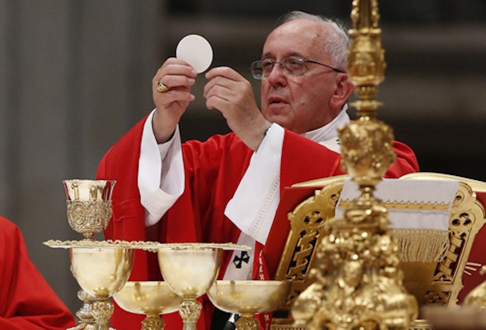 US Bishops Consider Barring Biden from Sacrament of Communion