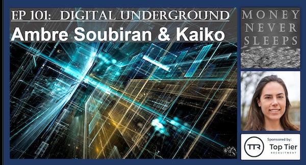 101: Digital Underground: Ambre Soubiran and Kaiko Image