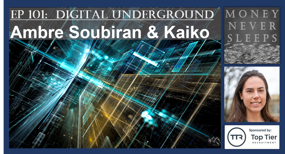 101: Digital Underground: Ambre Soubiran and Kaiko