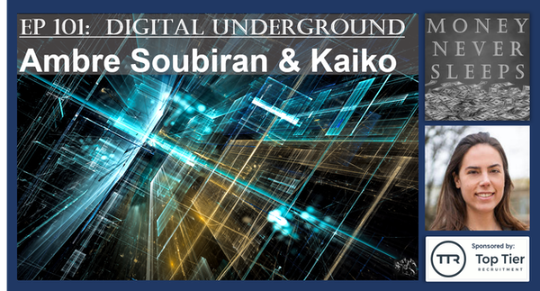 101: Digital Underground: Ambre Soubiran and Kaiko Image