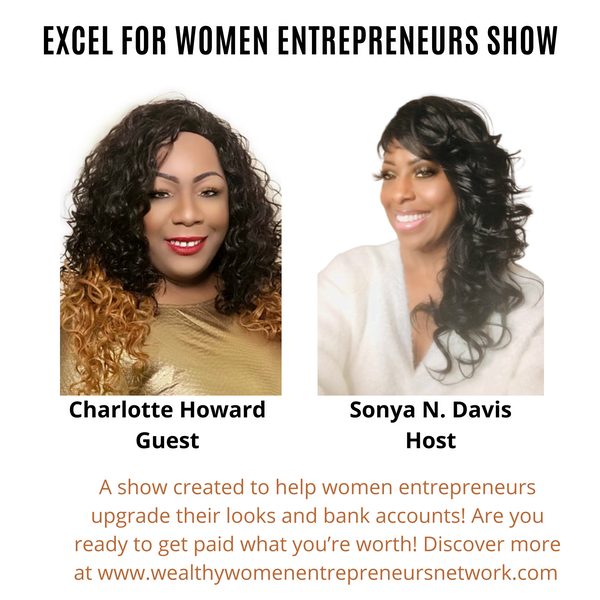 Transitioning From Corporate Employee To Full-Time Entrepreneur As a Woman with Charlotte Howard Image