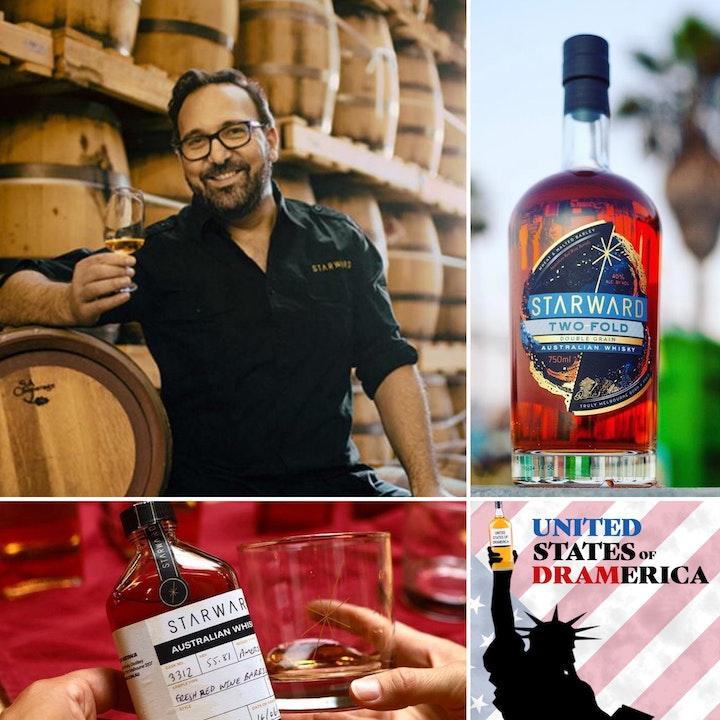Episode 68 - Dave Vitale, founder of Starward whisky