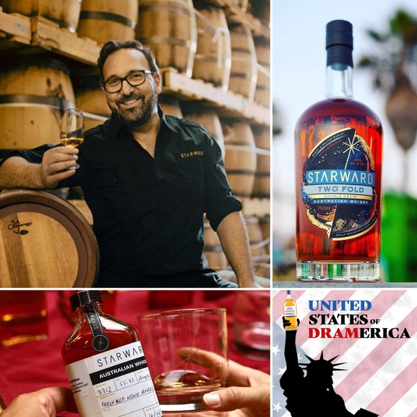 Episode 68 - Dave Vitale, founder of Starward whisky