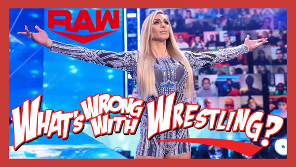 RETURN OF THE PLASTIC QUEEN - WWE Raw 4/12/21 Recap