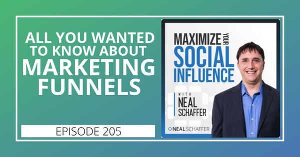 205: All You Wanted to Know about Marketing Funnels Image