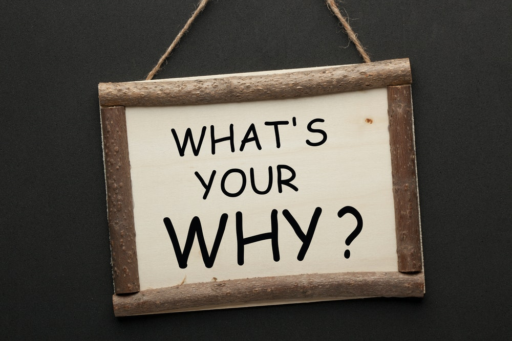 Closing Thought of the Week: Know Your Why - E9