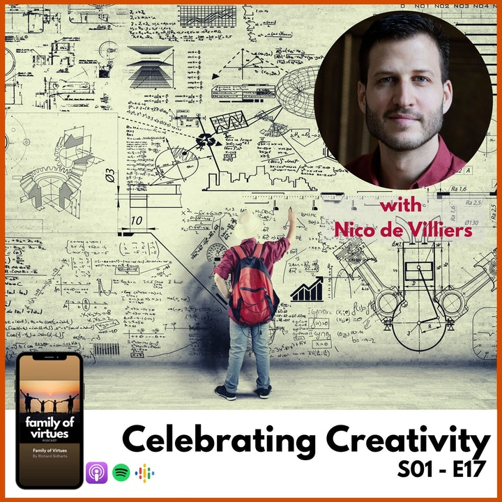 Celebrating Creativity with Nico de Villiers