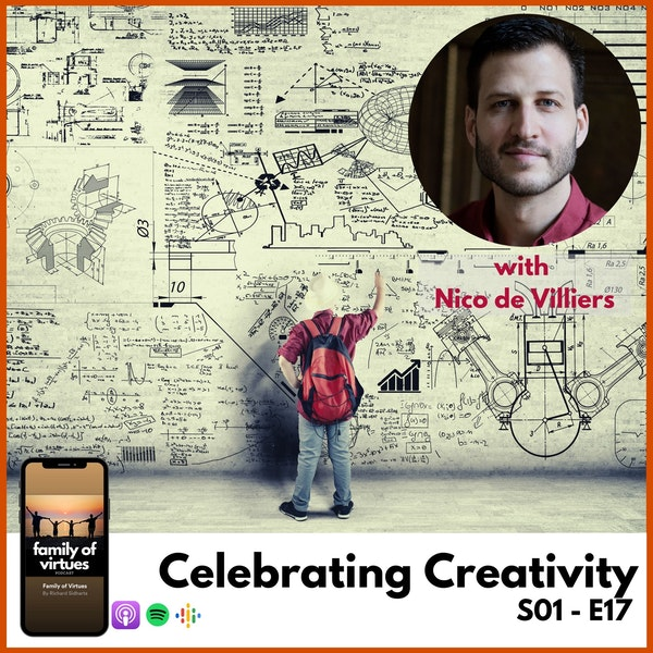 Celebrating Creativity with Nico de Villiers Image